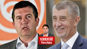 Komentář: ČSSD se protrápila k referendu o vládě. A Babiš hrozí novými volbami