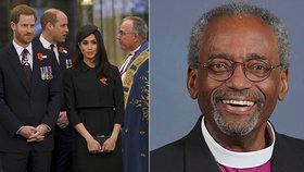 Týden před svatbou Harryho a Meghan: Požehnání od královny a americký kněz