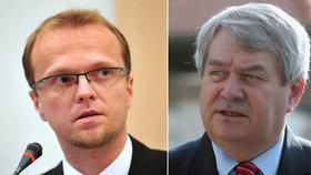 Místopředseda ČSSD se v televizi pustil do KSČM: Ministry nám lustrovat nebudou