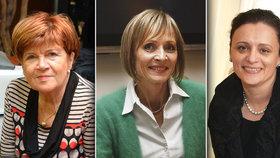Exkluzivní průzkum ukázal nejoblíbenější političky v Česku. Vítězku neuhádnete
