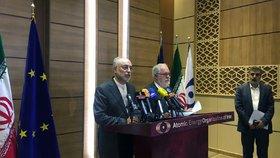 """EU slíbila """"přátelům"""" v Íránu záchranu jaderné dohody, kterou potopil Trump"""