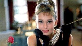 Přestože byla ikonou módy a elegance, Audrey Hepburn sama sebe označovala za hranatou a vysokou.