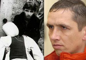 Datum kastrace i smrti kamaráda: Spartakiádní vrah má kriminál vytetovaný na těle