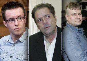 Dopadli stejně jako Kramný! Soud neměl ani jeden přímý důkaz, přesto je poslal za mříže