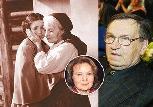 11 let od smrti režiséra Humoresek Moskalyka: Tajemství jeho vztahu se Šafránkovou