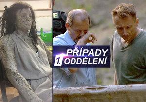 Případy 1. oddělení o milion pokořily konkurenci: Mrtvola z bedny plakala bolestí!