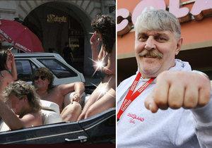 Diskokrál byl na kolenou: Ivan Jonák (†59) umíral v bídě! Discoland jde do dražby…