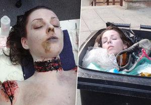 Repríza Případů 1. oddělení triumfovala: Rozčtvrcená mrtvola v popelnici byla živá! Jak to udělali?