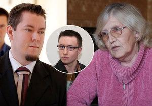 Vrah Funda je v »lepším« kriminále: Babička k němu nesmí. Kvůli soudu s Nečesaným?