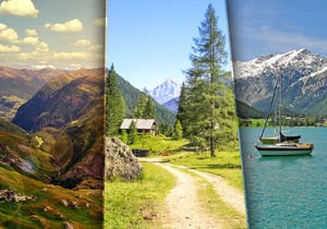 Letní Alpy lákají k pěší turistice! Objevte Rakousko z hřebenů hor