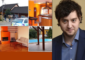Dům vyvražděné rodiny v Brně má nového majitele: Dahlgrenovi hrozí doživotí