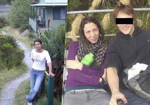 Záhadná smrt turistky na Novém Zélandu: Měla armádní výcvik, ztratila se tam, kde Pavlína a Ondřej