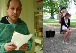 Milenka vyšetřovatele Nečesaného: Mám strach o život! Jušta mě pronásledoval