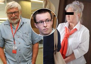 Rozsudek nad Nečesaným: Reportér Klíma dohnal napadenou kadeřnici k psychologovi, tvrdí soudce