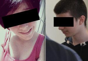 Vrah Elišky (†13) stanul před soudem: Patnáctiletý Daniel trest nedostane