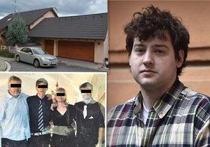 Dahlgren znovu u soudu: Je pod silnými léky a bez podpory rodičů! Potvrdí mu doživotí?