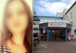 Sestra z Boleslavi vpíchla pacientce vzduch do žíly, tvrdí obžaloba. Míří před soud