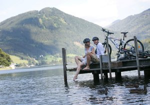 Dolní Rakousko v sedle kola: Projeďte se po stezkách u Dunaje či tunelem na koupaliště!