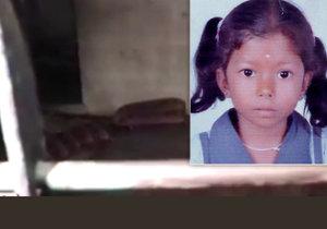 Tělíčko pohřešované dívky (†6) našli tlít pod postelí souseda, který ji »pomáhal hledat«