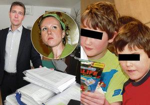 Obhájce po 10 letech: Matka tyranka byla oběť! Kláru Mauerovou zmanipulovali!