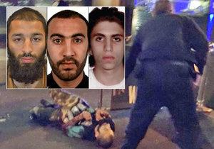 Poslední chvíle teroristů z Londýna: Grilovačka se sousedy a pusa pro dcerku