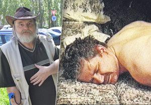 Svědek Kajínkova dopadení: Spletl si zásahovou jednotku s kominíky