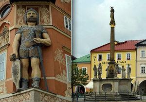 Pohádkové město Hostinné: Kde dávají obři dobrou noc