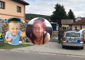 Markéta před přítelem utekla k rodičům: Teď je Martin podezřelý z vyvraždění rodiny