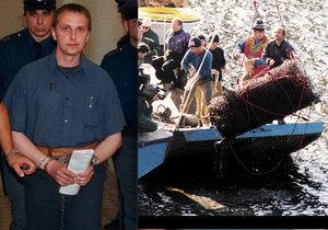 Orlický vrah chce na svobodu po vzoru Kajínka: Soud jeho žádost zamítl