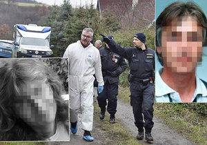 Záhada brutální vraždy na Ústecku: Zavraždění manželé byli pobodaní a zbití!