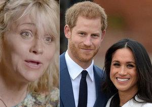 Nenávist v rodině nevěsty prince Harryho: Meghan kašle na živořícího otce, tvrdí její sestra