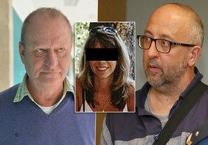 »I vrah je člověk!« Advokát bestie, která hodila tělo exmilenky do Orlíku, je s propuštěním spokojen