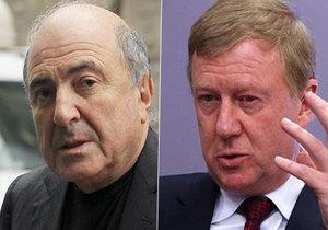 """Ruský prokurátor ukazuje prstem na Británii: """"Zabili Berezovského i Litviněnka"""""""