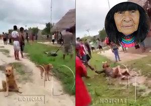 Domorodci v Peru zlynčovali Kanaďana (†41)! Byla to krevní msta za vraždu šamanky