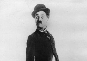 Charlie Chaplin je jeden z nejslavnějších filmových tvůrců.
