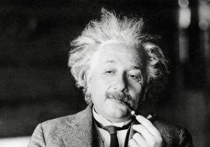 Einstein byl dvakrát ženatý