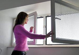 Stačí dodržovat jednoduchá pravidla pro výměnu vzduchu v místnosti a v bytě bude pohoda.