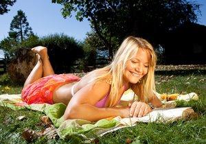 Podle předpovědí nás čeká slunečný víkend a teploty jako v létě.