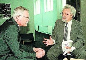 Václav Klaus sice Komárkovy názory vyslechl, ale nedbal na ně.