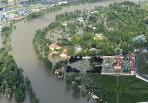 V Troji vyzkouší opatření proti povodním: Akce uzavře tunel Blanka