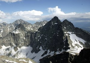 Češka uvázla v Tatrách: V horách přečkala noc, pak pro ni museli záchranáři
