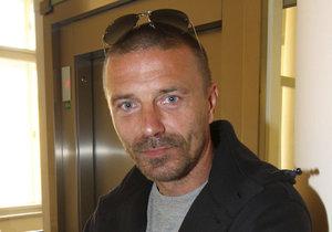 Tomáš Řepka řeší s právníky péči o syna Markuse.