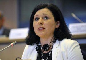 Věra Jourová (ANO): Belgie zaspala, v Bruselu se líhnou džihádisté.