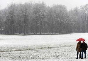 O víkendu bude padat sníh. Příští týden bude ale až deset stupňů nad nulou