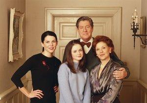 Představitel Richarda Gilmora zemřel, ale ostatní oblíbené postavy v seriálu uvidíte.