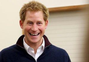 Princ Harry zarmoutil Británii: Nikdo z nás nechce být králem!