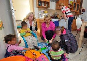 Vláda schválila 20 milionů pro Fond ohrožených dětí.