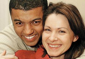 Rey Koranteng s manželkou Monikou jsou spolu 22 let.