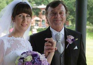 Pavel a Monika Trávníčkovi se při přípravě veselky inspirovali u rodičů.