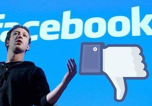 Mark Zuckerberg potvrdil, že Facebook dostane tlačítko »nelíbí se mi«.
